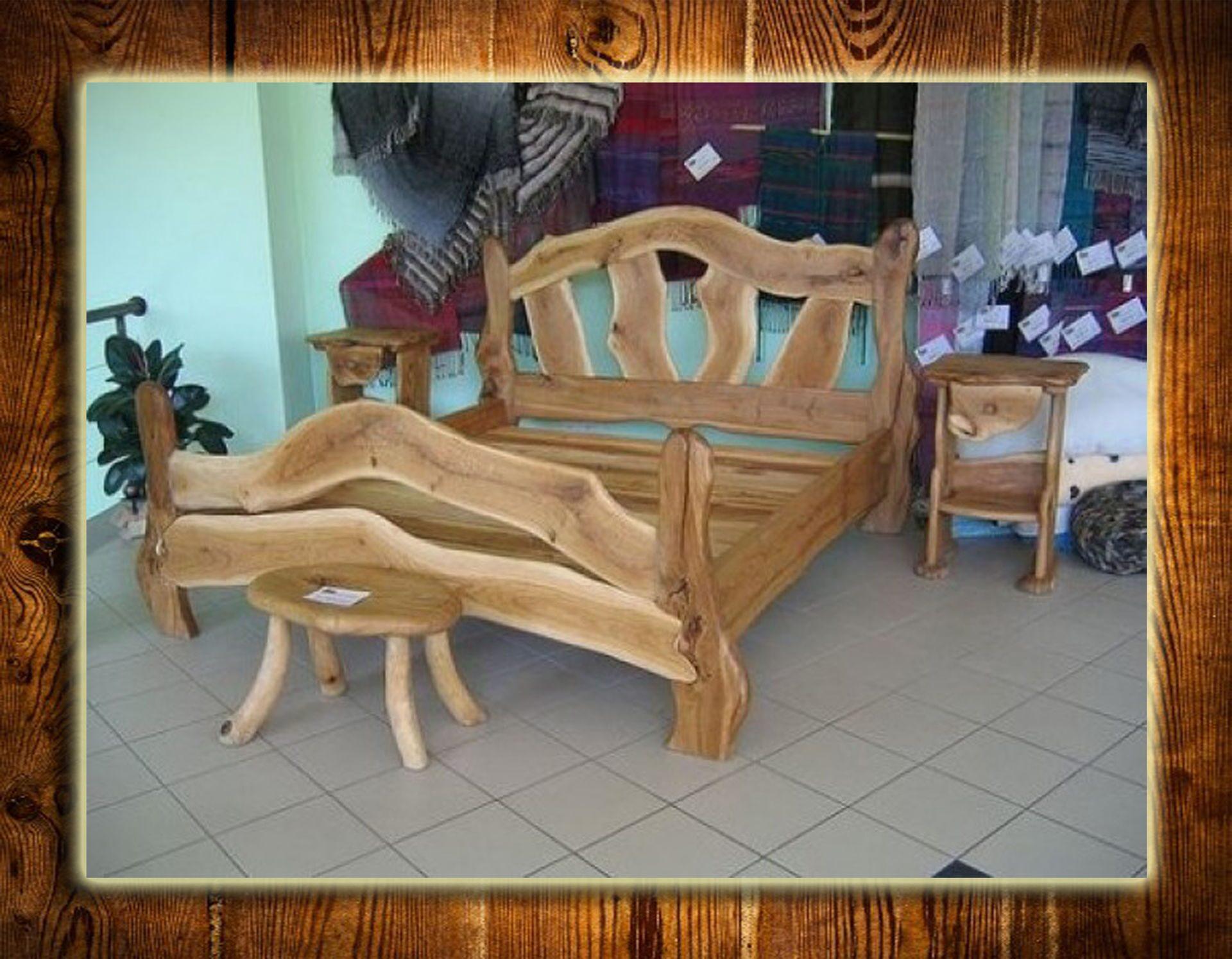 Мебель вся из дерева своими руками фото