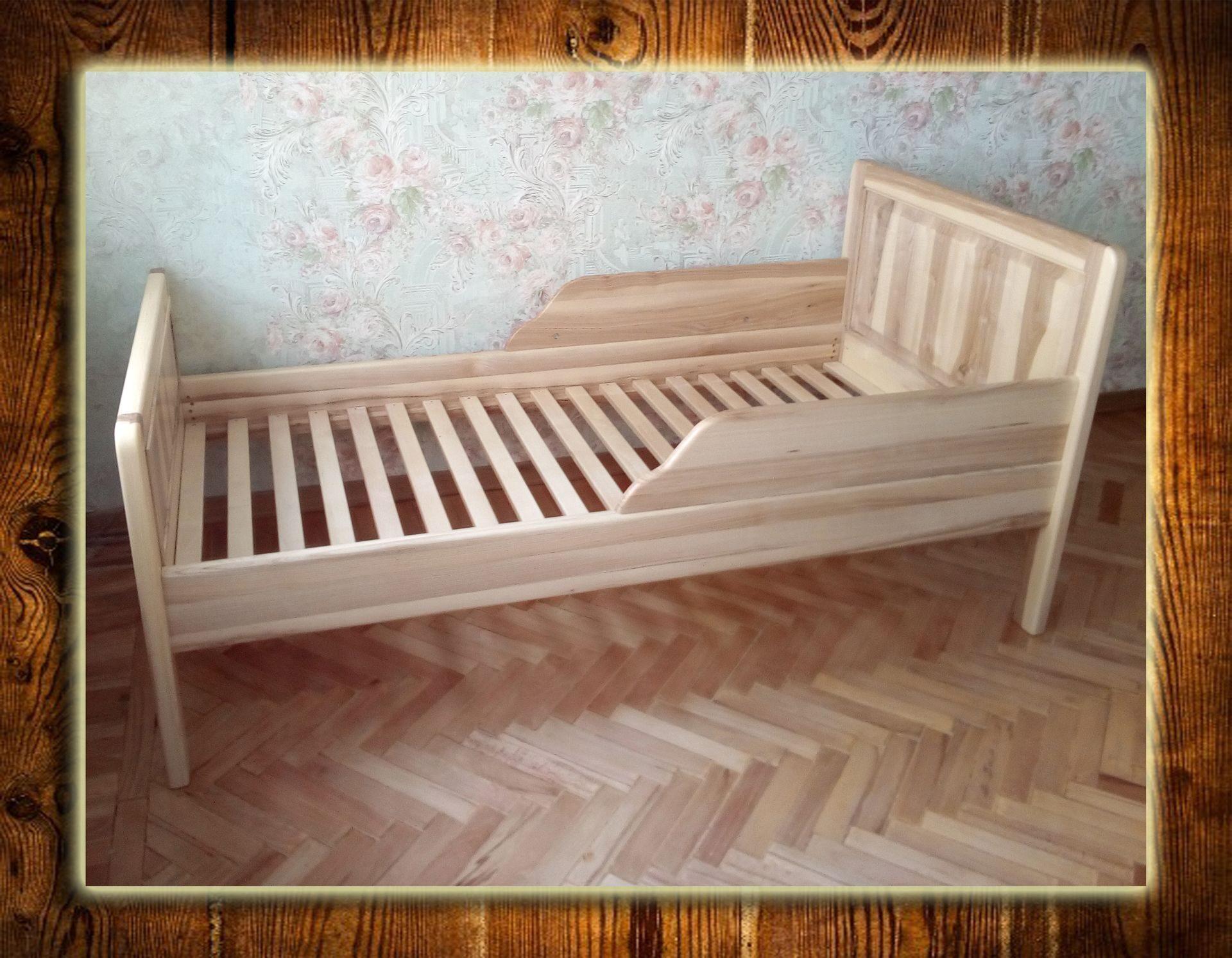 Кровать для детей из дерева своими руками фото и