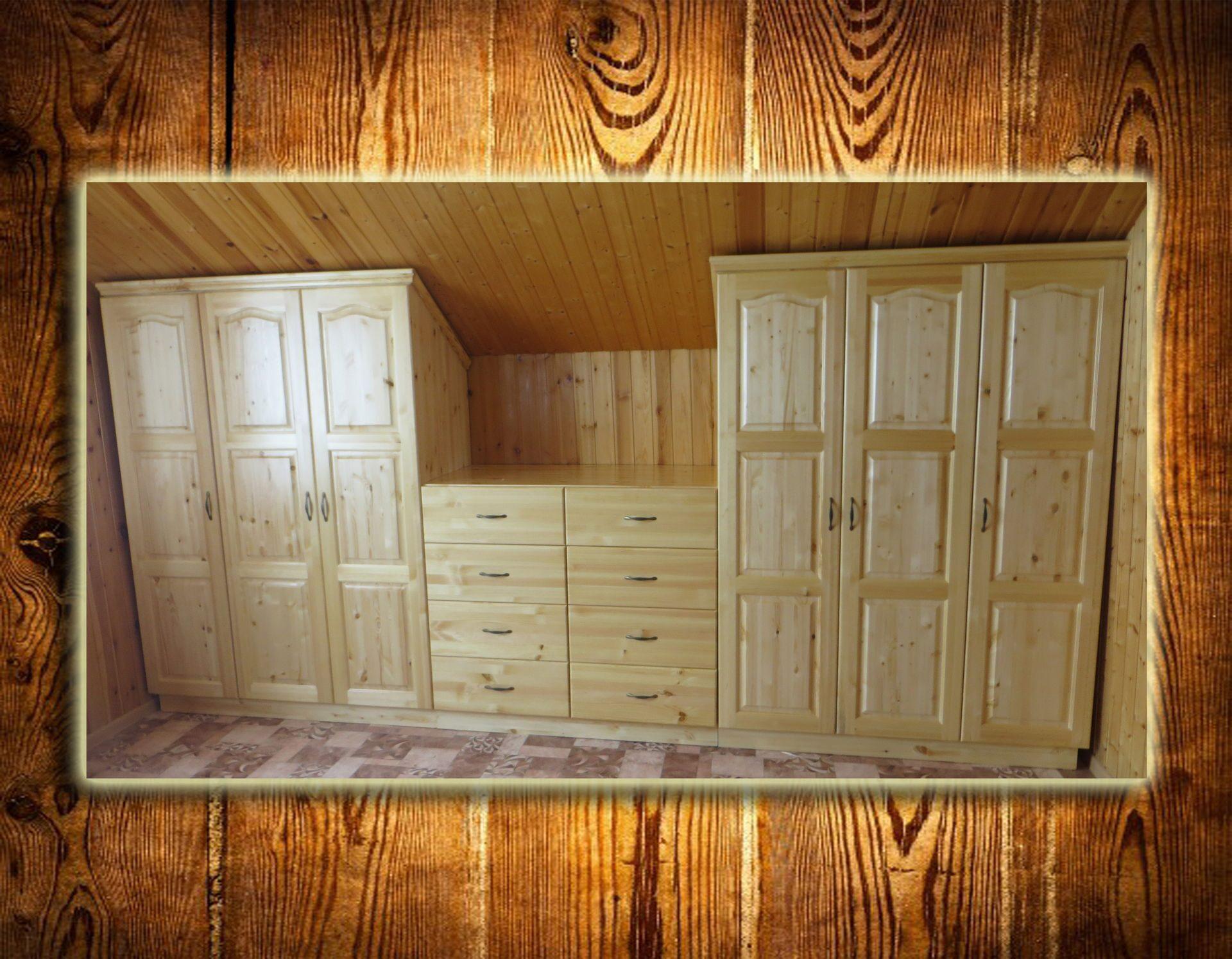 Деревянный встроенный шкаф для туалета своими руками 39